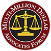 Multi-Million Dollar Advocates Forum Memeber